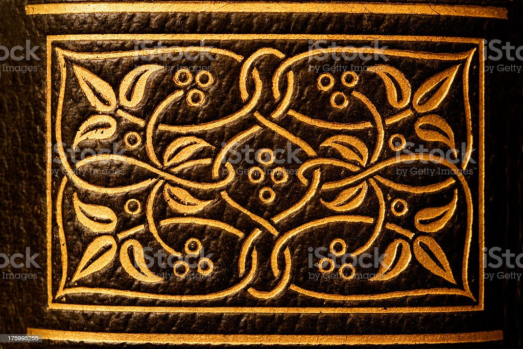 Celtic Pattern royalty-free stock photo