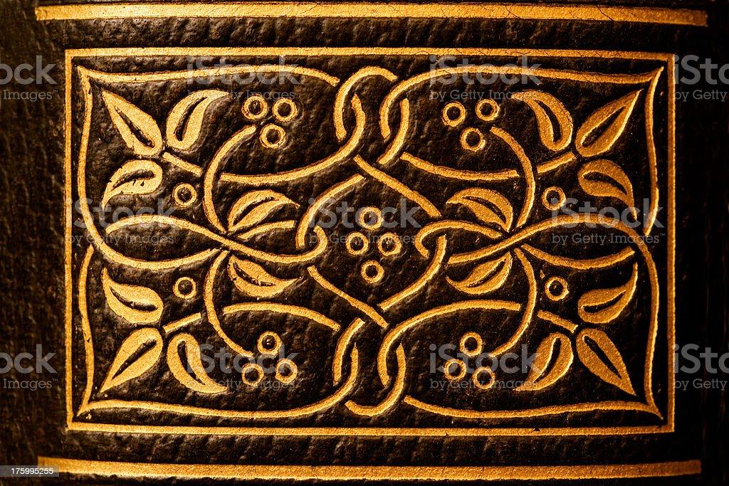 Celtic Pattern stock photo