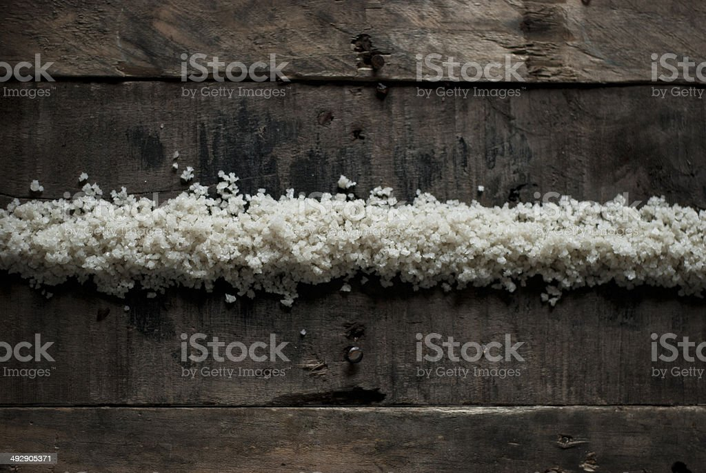 Celtic Sea Salt royalty-free stock photo