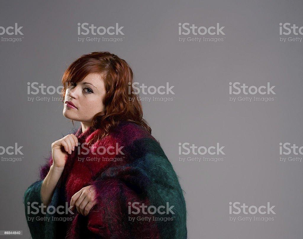 Celtic Woman royalty-free stock photo
