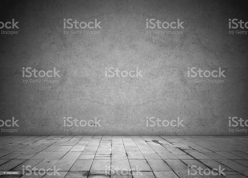 Cement and concrete wall stock photo