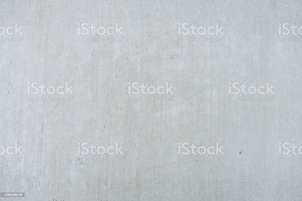 Cement background with smooth gray textured surface stock photo