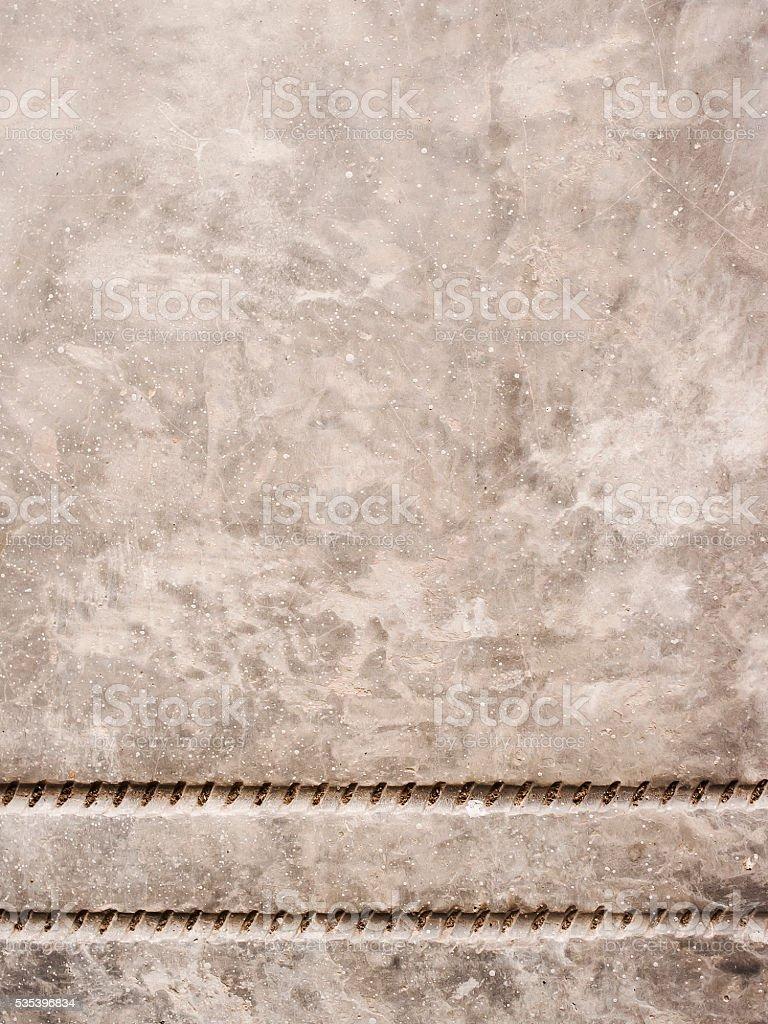 Cement floor. stock photo