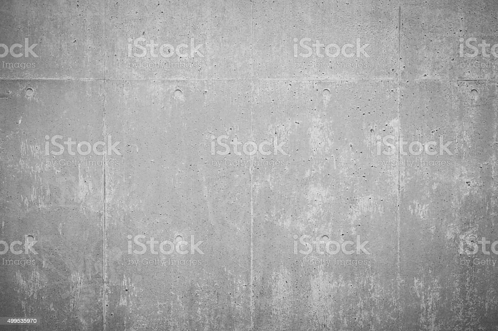 Cement or Concrete wall texture and background stock photo