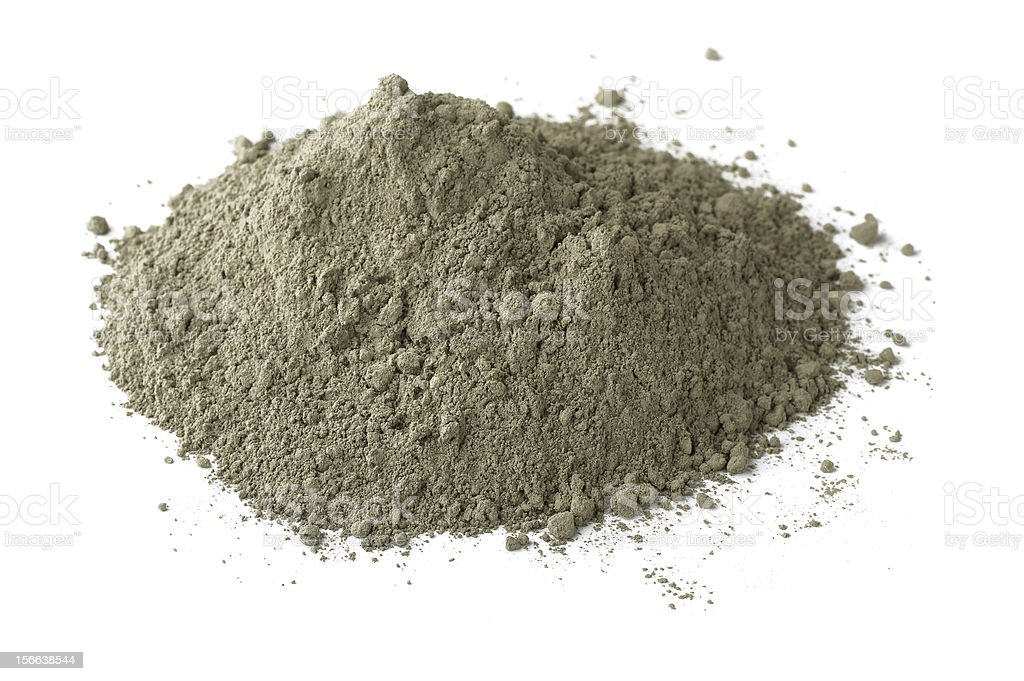 Cement stock photo