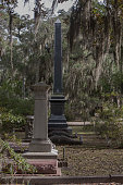 Cemetery in deep South