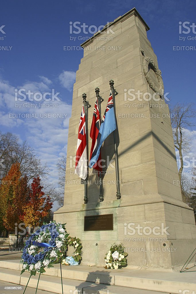 Cenotaph. royalty-free stock photo