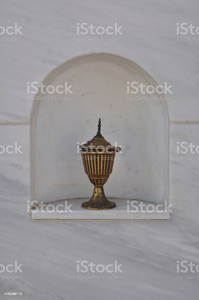 censer antique bronze thurible royalty-free stock photo