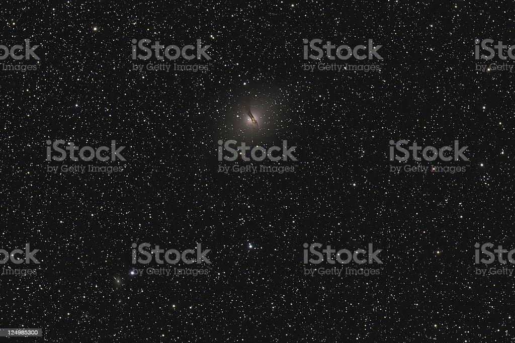Centaurus A stock photo