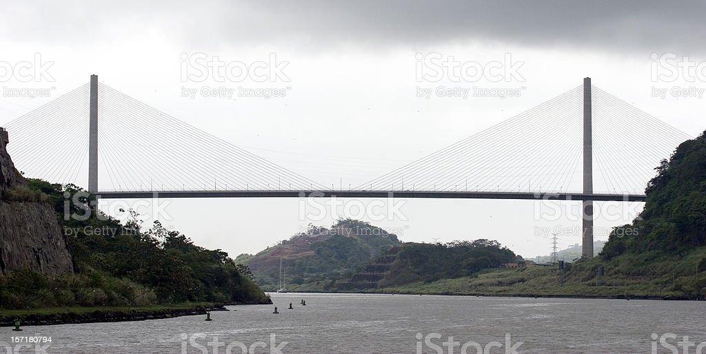 Centennial Bridge royalty-free stock photo