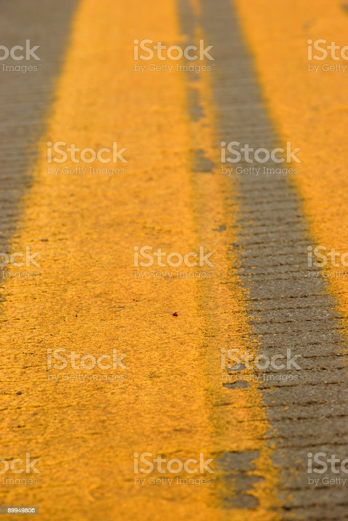 center line royalty-free stock photo