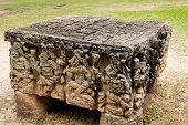 Central America, Copan Mayan ruins in Honduras
