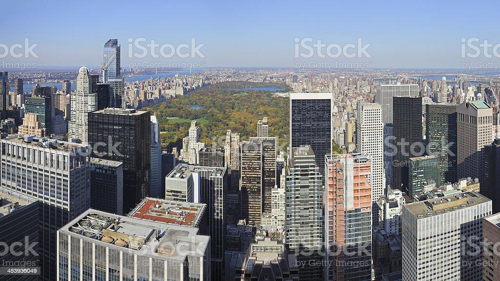 Central Park - New York City royalty-free stock photo