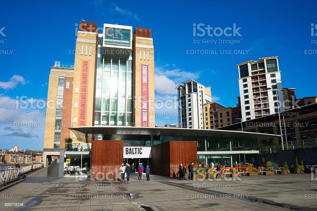 BALTIC Centre for Contemporary Art stock photo