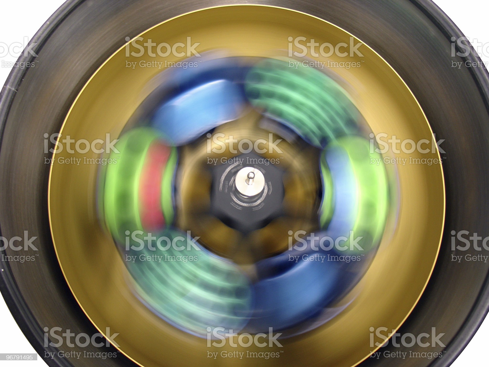 Centrifuge 2 royalty-free stock photo