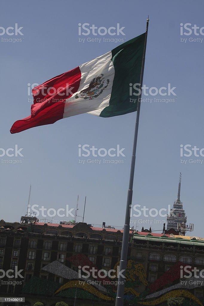centro de mexico stock photo