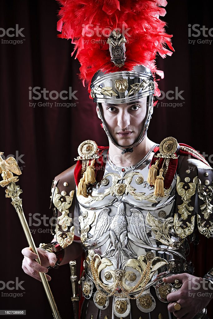 Centurion stock photo