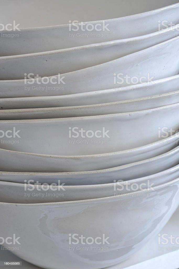 ceramic detail royalty-free stock photo