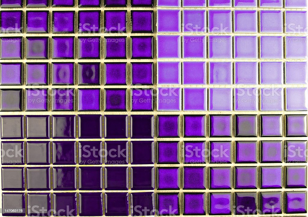ceramic mosaic tiles royalty-free stock photo