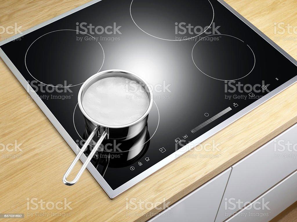 Ceramic Stove (Click for more) stock photo