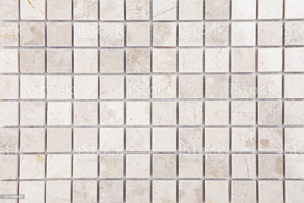 Ceramic Tile Background royalty-free stock photo