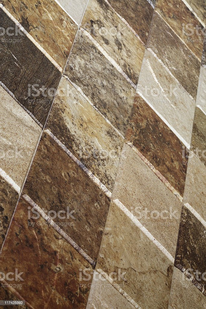 Ceramic Tile royalty-free stock photo
