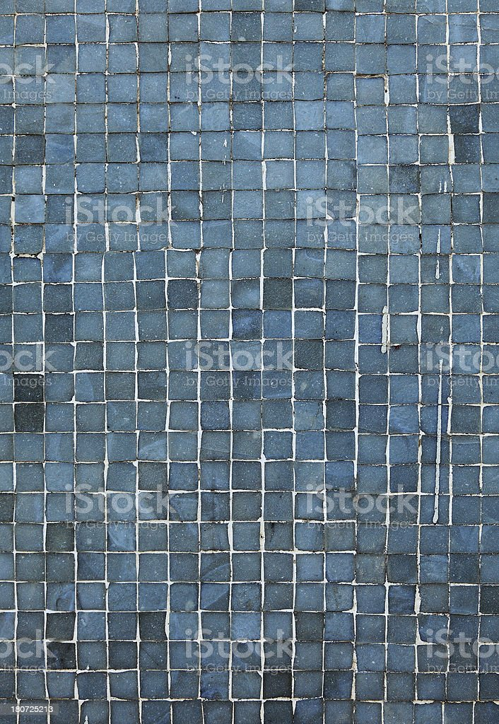 Ceramic tiles Mosaic royalty-free stock photo