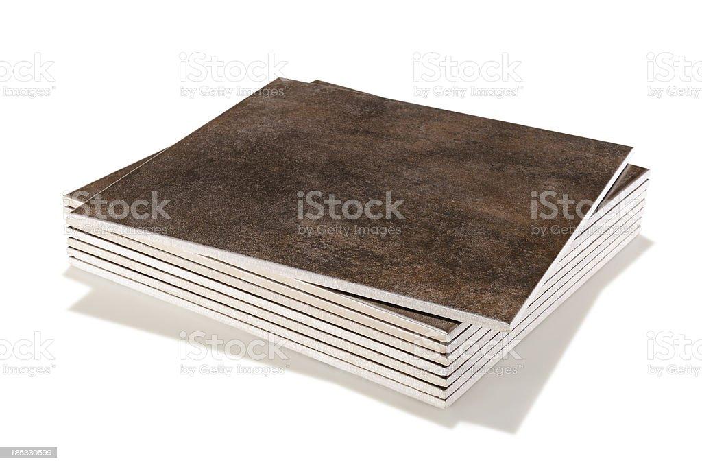 Ceramic tiles royalty-free stock photo