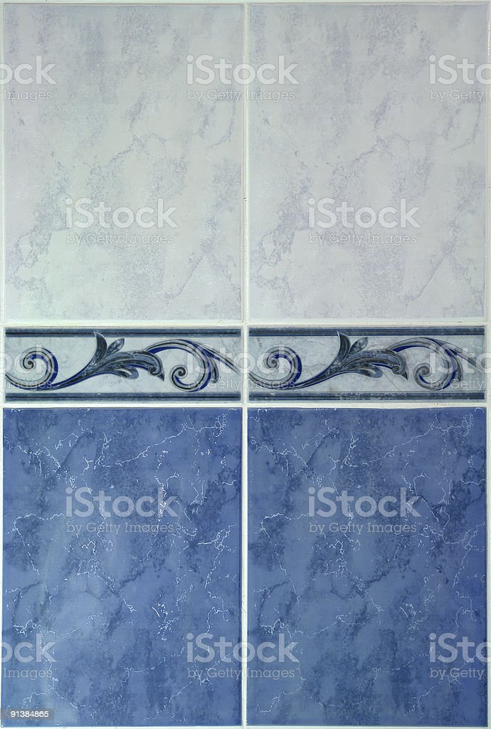Ceramic tiles * royalty-free stock photo