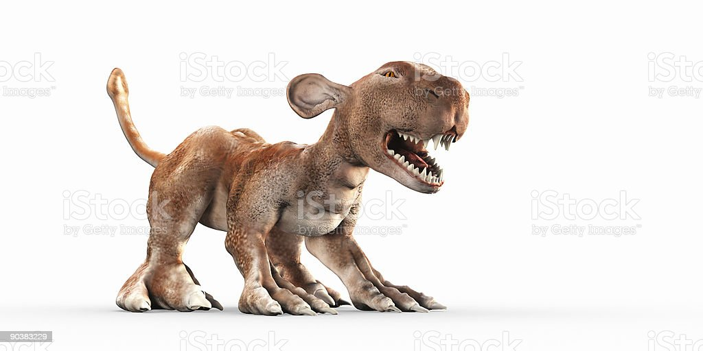 cerberus stock photo