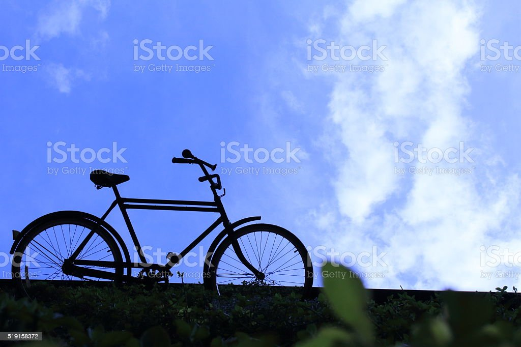 Cerca del cielo stock photo