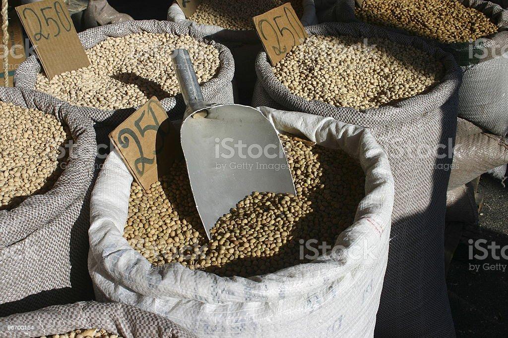 Cereais stock photo