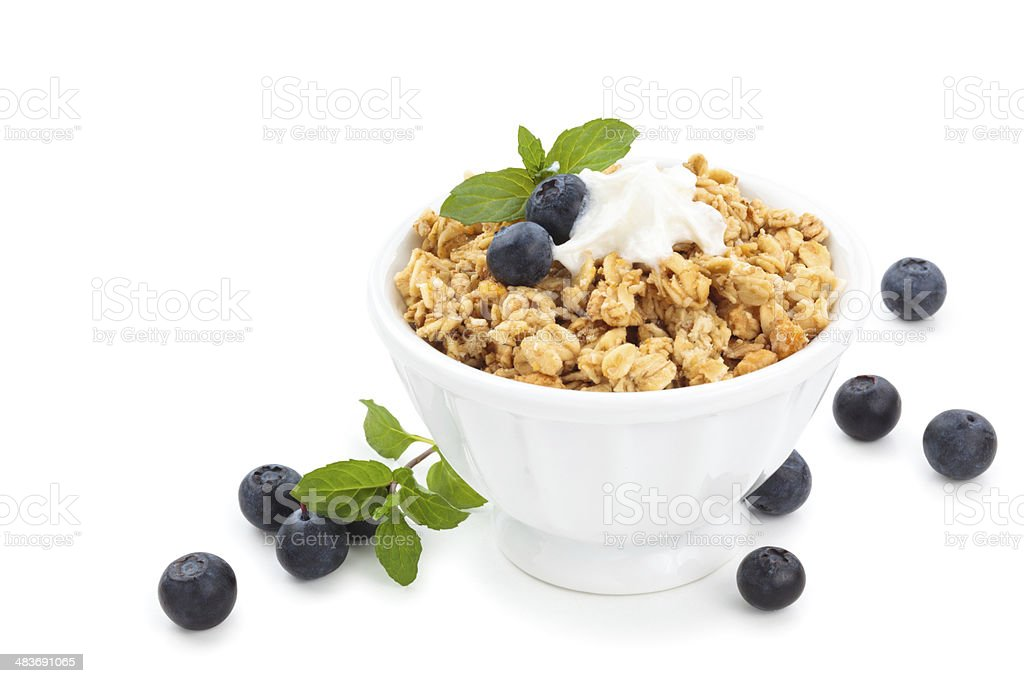 Cereal. royalty-free stock photo