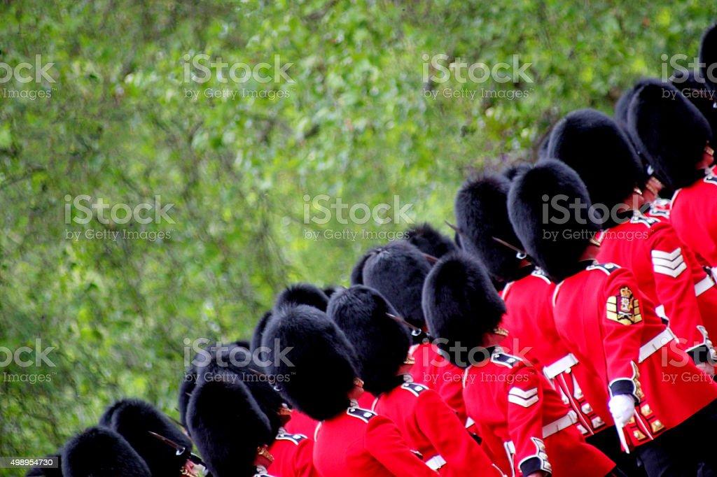Ceremonial Scene stock photo
