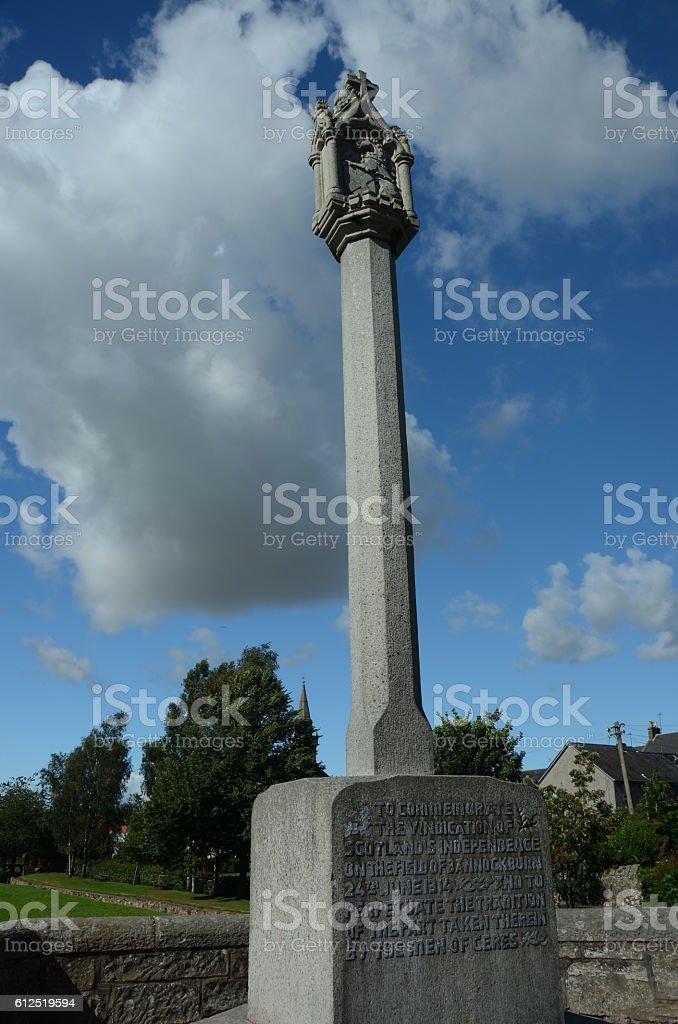 Ceres Memorial stock photo