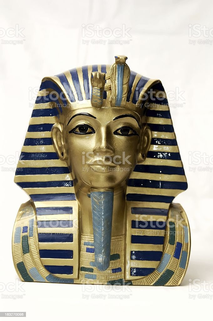 Cermamic Tut stock photo