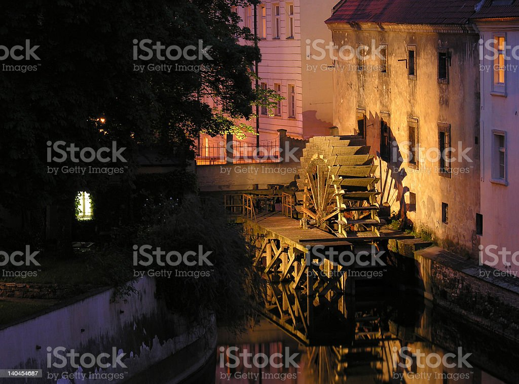 Certovka royalty-free 스톡 사진