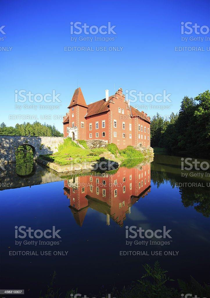 Cervena Lhota stock photo