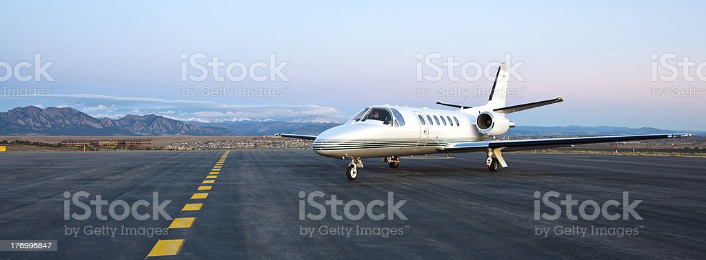 Cessna Citation Bravo stock photo