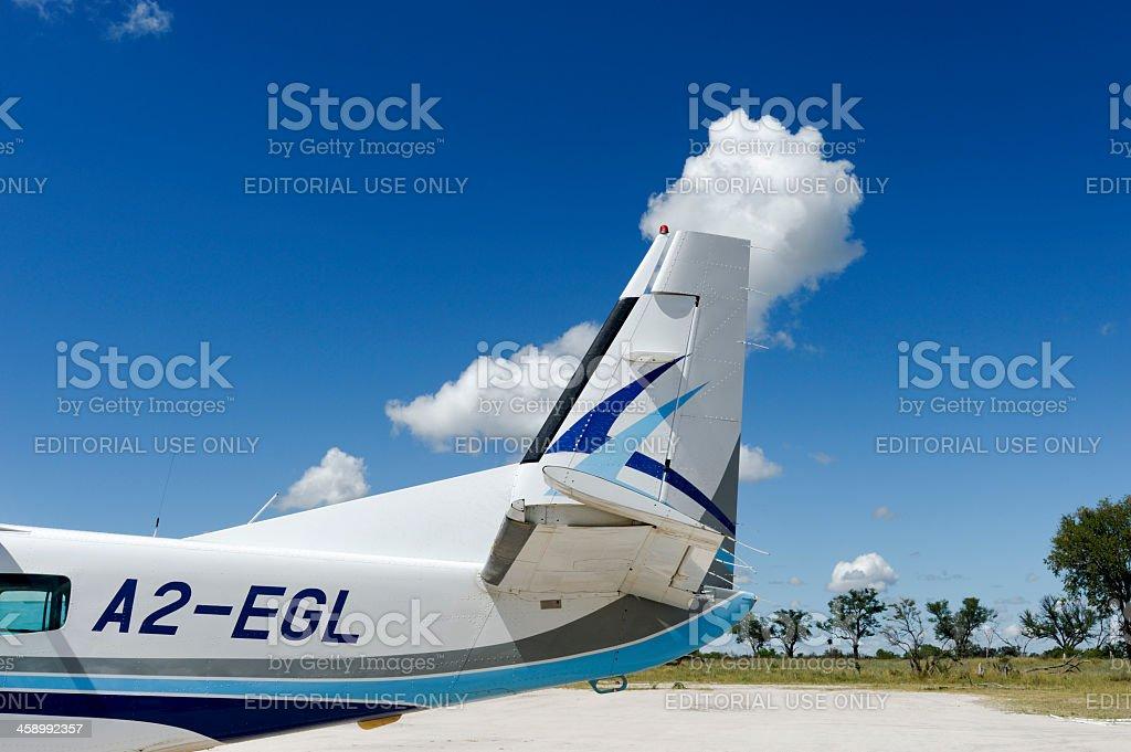 Cessna Grand Caravan stock photo