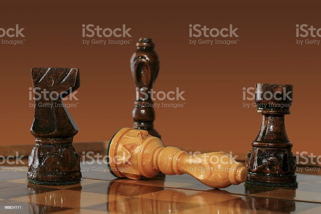 ChackMate royalty-free stock photo