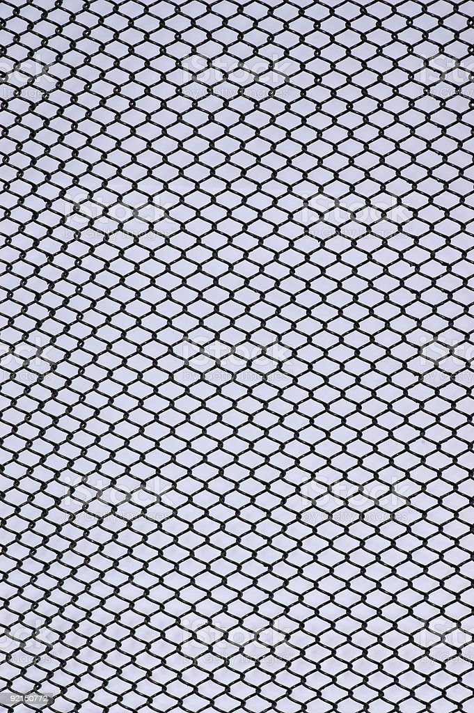 Chain Mesh Grunge Texture stock photo