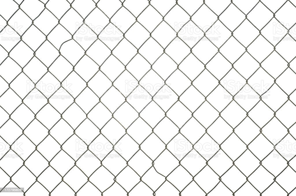 Chainlink royalty-free stock photo