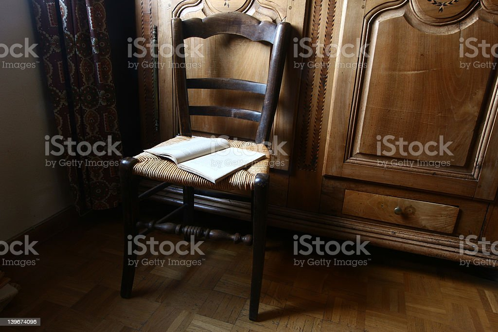 chair07 royalty-free stock photo