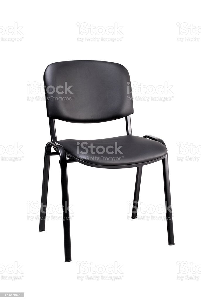 Chair+Clipping Path (Click for more) stock photo