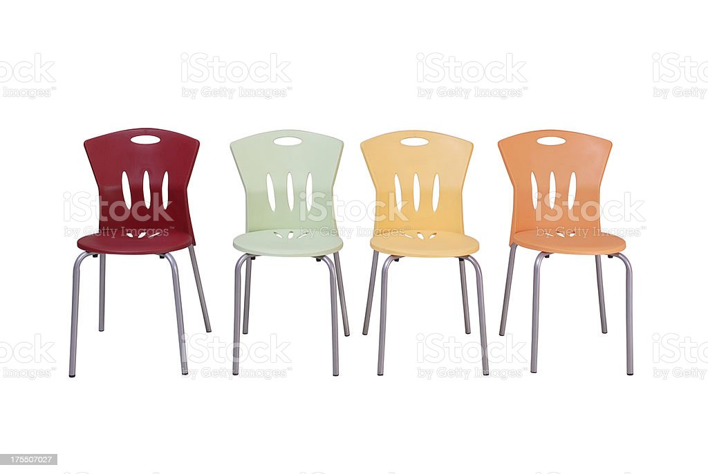 Chairs (Click for more) stock photo