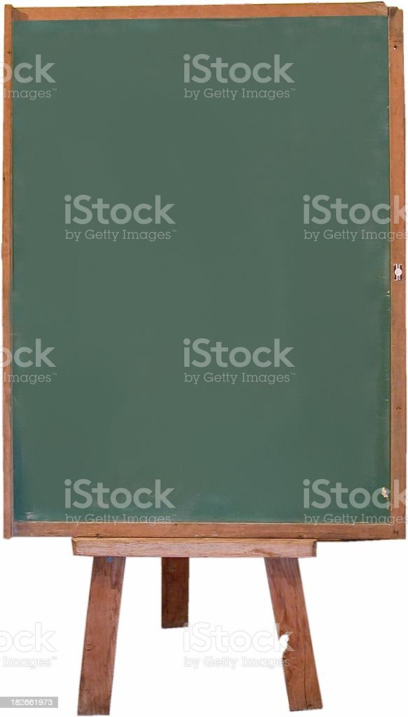 Chalk Menu Board royalty-free stock photo