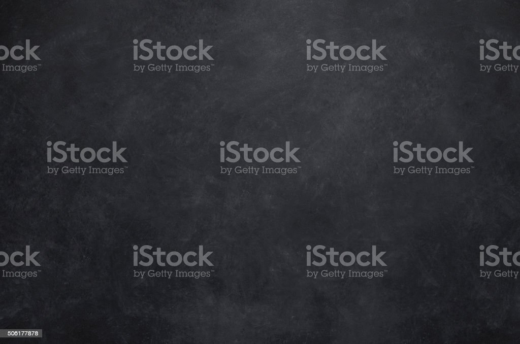 Chalkboard - Back To School Theme stock photo