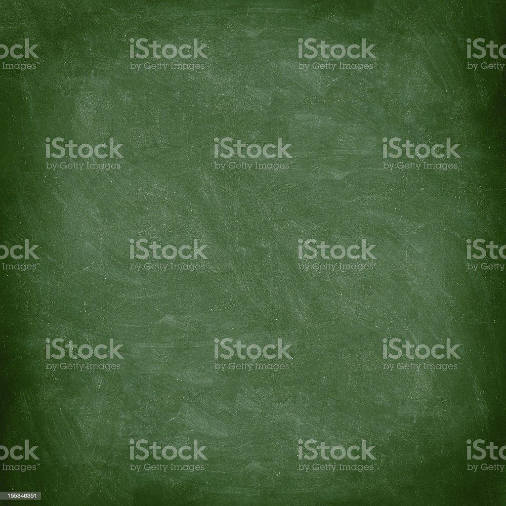 Chalkboard blackboard green stock photo