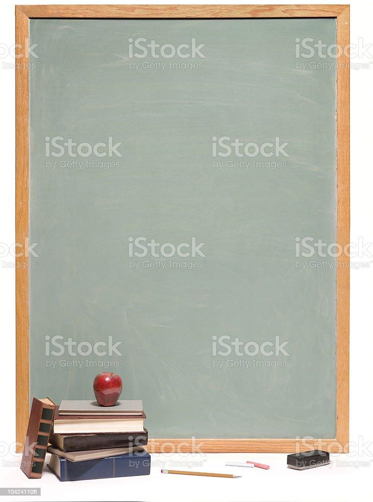 Chalkboard Frame royalty-free stock photo